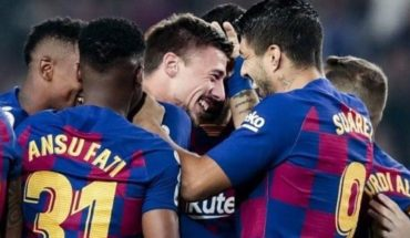 Levante vs Barcelona: Horarios, canales y alineaciones para La Liga 2019
