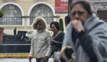 Lluvias, nevadas y alertas en la primera tormenta invernal