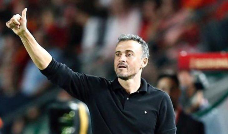 Luis Enrique regresa a la Selección de España sin Robert Moreno