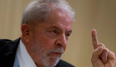 Lula previo a su liberación