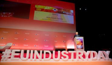 Jean-Claude Juncker en la 3ª edición de los European Industry Days (Dias de la Industria Europea) (5/2/2019). Foto: Etienne Ansotte, EC-Audiovisual Service, © European Union, 2019. Blog Elcano