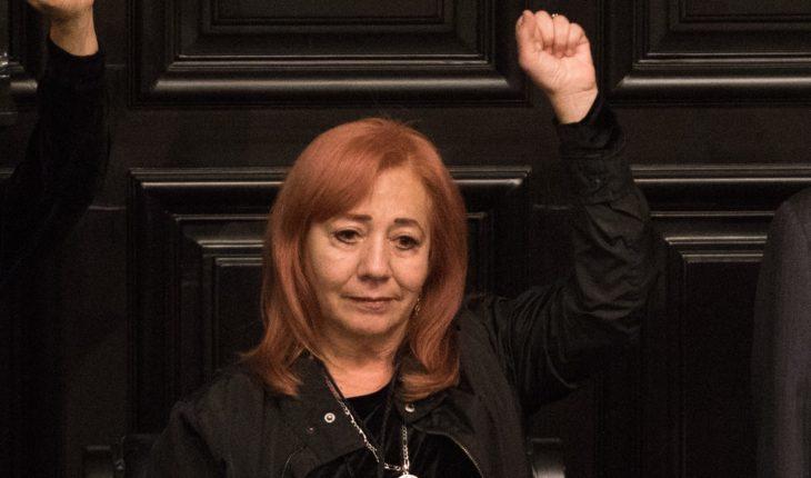 Oposición acusa fraude en elección de titular de CNDH