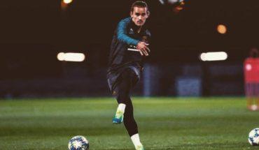 PSG quiere reemplazar a Mbappé fichando a Antoine Griezmann