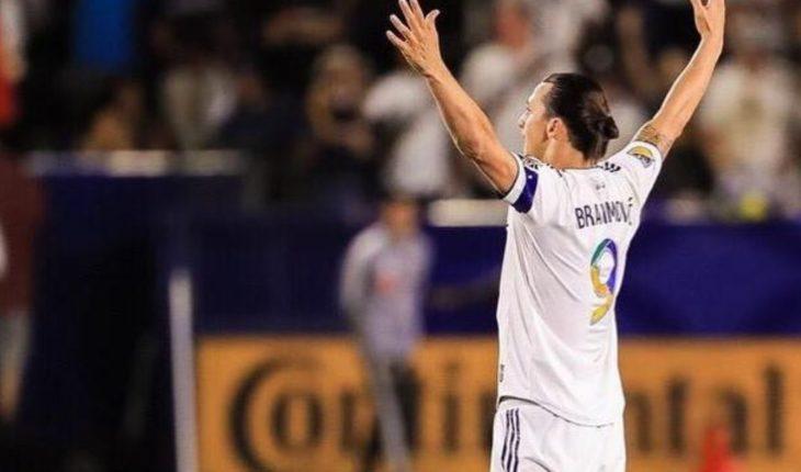 Presidente de la MLS reveló que Zlatan Ibrahimovic regresará a la Serie A
