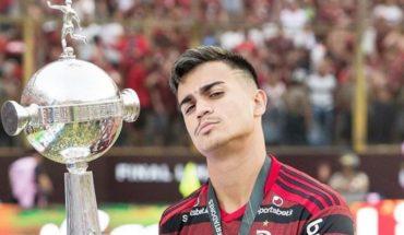 Reinier, la joya del campeón Flamengo que llama la atención de Barcelona