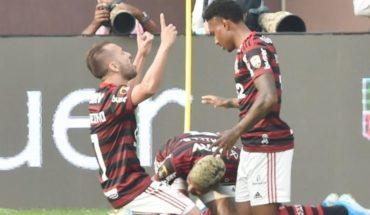 River vs Flamengo: Gabigol lo dio vuelta para darle la Copa Libertadores al Mengao