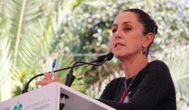 Sheinbaum le pide perdón a Tláhuac por la falta de agua