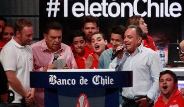 Teletón se aplaza para abril del 2020