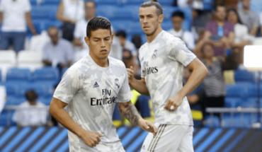 Zidane descarta a Bale y James Rodríguez para enfrentar al Eibar