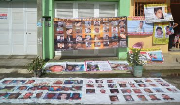 44% of disappearances in Veracruz, committed by officials