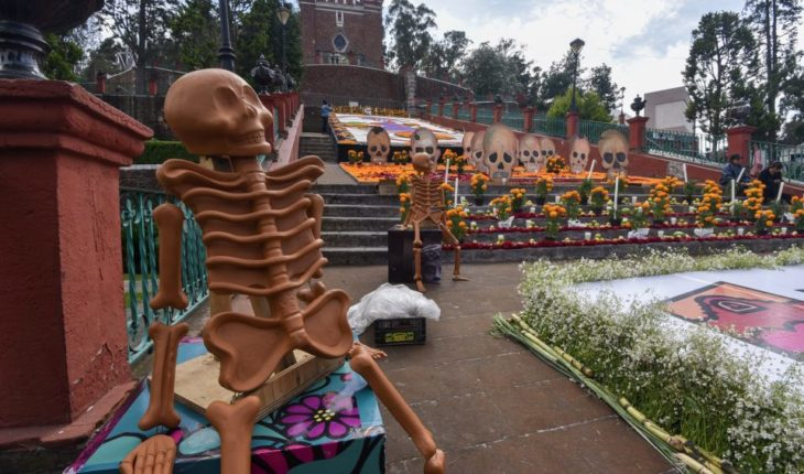 A tour in images of how Mexico is celebrated on the Day of the Dead