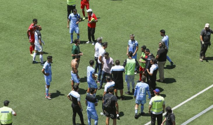 ANFP again announced the suspension of Chilean football