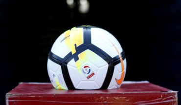 ANFP announces that Chilean football resumes next week
