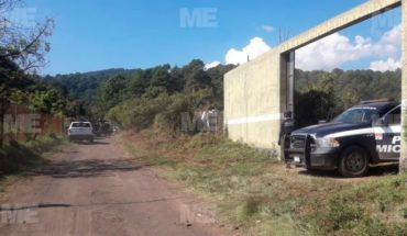 Alleged hitmen face off elements of state police and GN, in Uruapan
