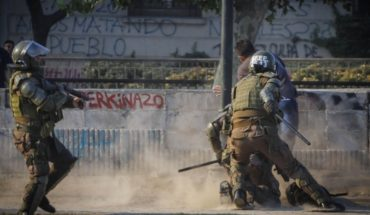 Antofagasta Court of Appeals bans lethal weapons and Balinese against peaceful protesters