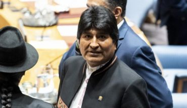 """Bolivia: Government releases audio and accuses Evo of """"doing terrorism"""""""