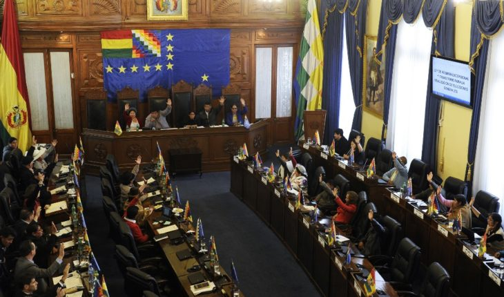Bolivian Senate approves new general election
