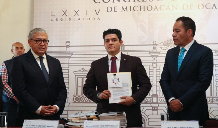 Budget for Michoacán does not include education payroll or JLCM