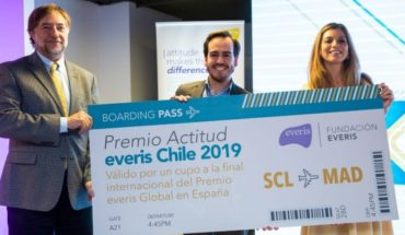 Chileno will participate in innovation competition in Spain with inclusion venture