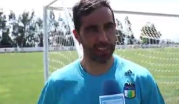 """Claudio Bravo: """"People are in every right to protest and march where necessary"""""""
