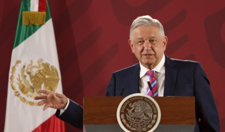 """""""Cooperation yes, interventionism no"""": AMLO responds to Trump"""