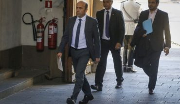 Cosena Proceedings: authorities questioned convocation and intelligence system