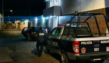 Criminals burst into wake and take a young man's life in Jacona, Michoacán