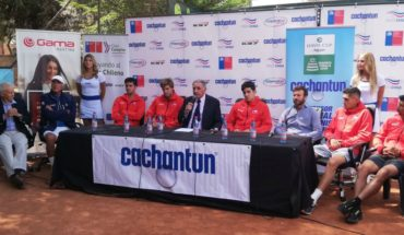 Davis Cup: Chile confident in its level and looking to win the series in the tournament