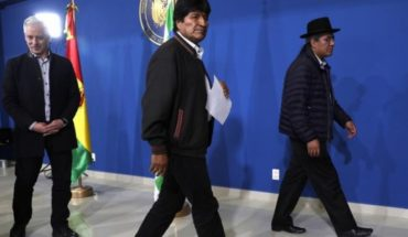 Evo Morales announces new elections in Bolivia