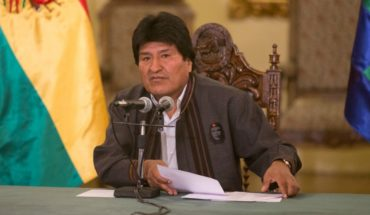 "Evo Morales said they arrested ""without evidence"" their party's vice president"