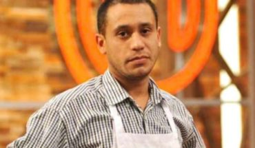 """Former MasterChef revealed he was in """"three Sename centers"""""""