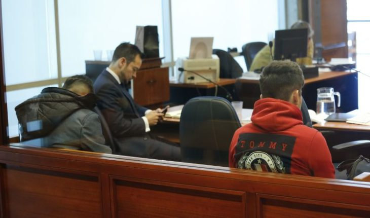 Francisco Huaiquipán Bustos is sentenced to 12 years in car case for murder