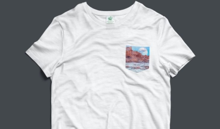 From a bottle to a t-shirt: create sustainable clothing from plastic