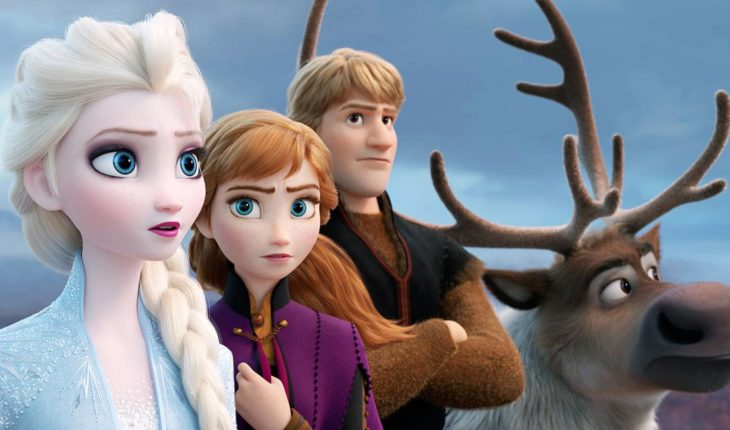 Frozen 2 and the revived dead hit the underhand