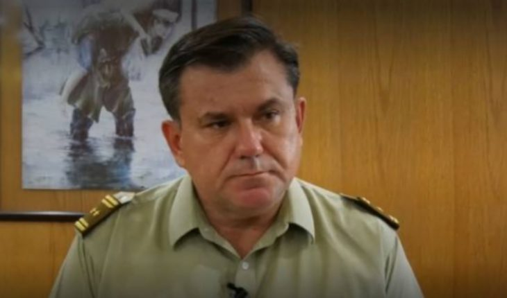 """General Bassaletti's mea culpa to blame for arms and chemotherapy: """"Rightly wrong"""""""