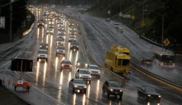Heavy spot rains and heavy winds are expected in Baja California Sur