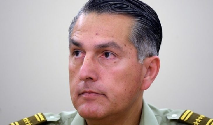 In Santiago, Temuco and Valparaiso organizations of DDHH ask President Piñera to resign General Rozas for police abuses