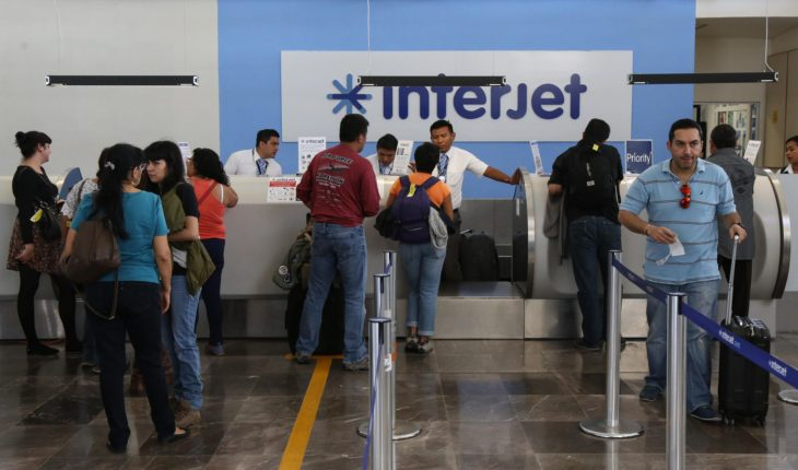 Interjet denies that its accounts are seized for complaint against its owner