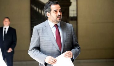 """Jaime Quintana and sayings of Allamand: """"He seeks to bring down this agreement"""""""