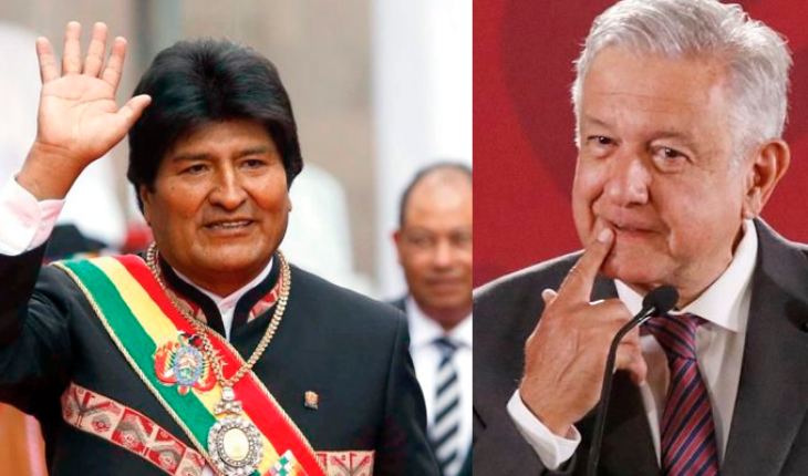 """Mexico condemns Bolivia's """"coup"""" of state and opens the door for asylum"""