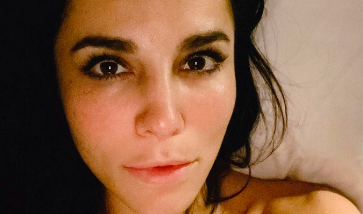Network users criticize Martha Higareda for photo on instagram