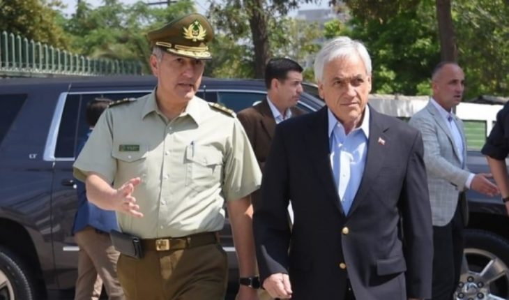 New Piñera project divides parties and coalitions by powers to FFAA to operate at strategic sites without State of Exception