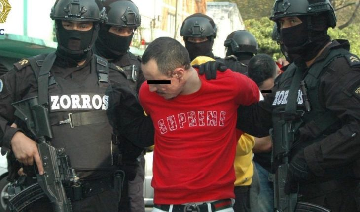One of the alleged leaders of the Tepito Union is detained