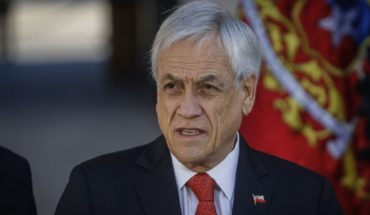 President Piñera will be notified this Friday of constitutional indictment against you