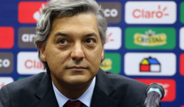 """President of the ANFP: """"You have to close the championships, but not at any price"""""""