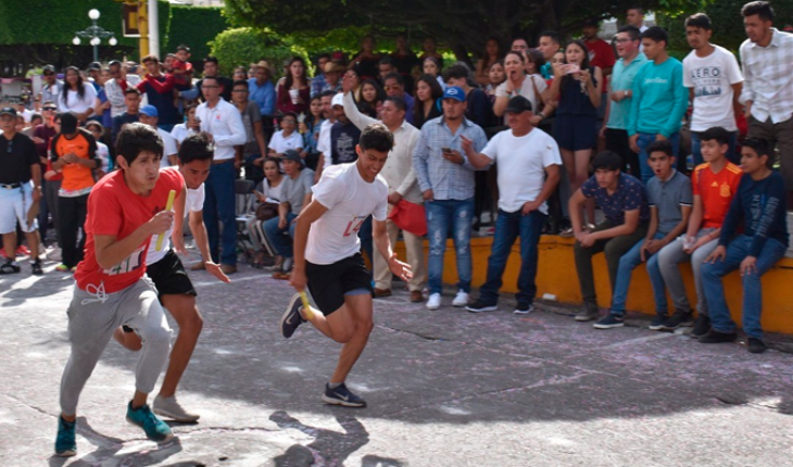 Puruándiro City Council invites you to participate in sports tournaments