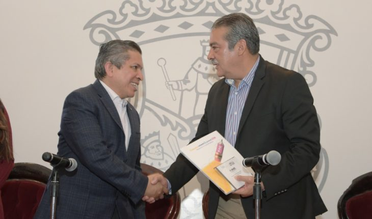 Raúl Morón says he will take into account the opinion of children and young people in his administration