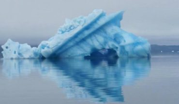 Researchers reveal that the distribution of iron in icebergs is different from what was thought