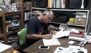 Roberto Quiñones, the Cuban journalist who has been in jail for 78 days