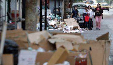 Seremi Health oversees garbage collection in metropolitan region